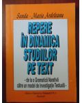 Repere in dinamica studiilor pe text