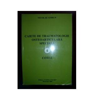Caiete de traumatologie osteoarticulara speciala 4 Cotul