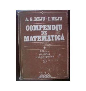 Compendiu de matematica