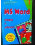 MS Word simplu si eficient