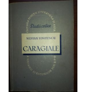 Nou Caragiale- Silvian Iosifescu 53a1f19590
