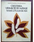 Cresterea viermilor de matase hraniti cu frunza de ricin- Adler Alexandrina, Stancioiu Nicolae