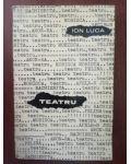 Teatru- Ion Luca
