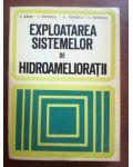 Exploatarea sistemelor de hidroamelioratii- C.Bara, I.Ionescu, C.Popescu, I.Popescu