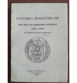 Istoria romanilor miscarea de eliberare nationala