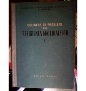 Culegere de probleme din rezistenta materialelor 1 (ed. 3) - Gh. Buzdugan, C. Mitescu