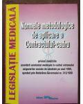 Normele metodologice de aplicare a Contractului-cadru vol.III