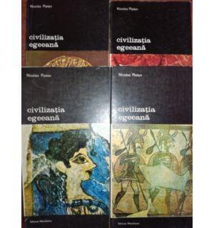 Civilizatia egeeana 1, 2, 3, 4-Nicolas Platon