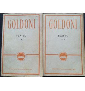 Teatru 1, 2 - Goldoni