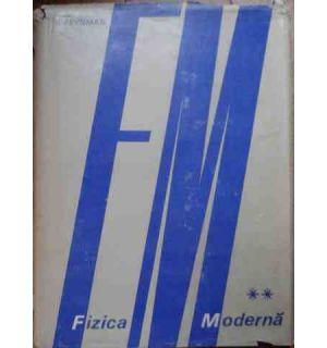 Fizica moderna vol  2 Electromagnetismul Structura materiei