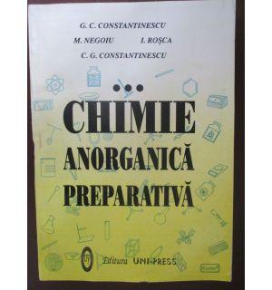 Chimie anorganica preparativa vol 3