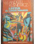 Lectia de limba moarta- Andrzej Kusniewicz