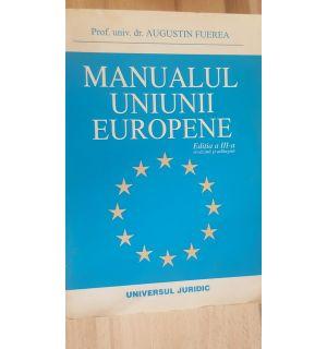 Manualul Uniunii Europene- Augustin Fuerea