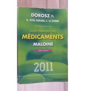 Guide pratique des medicaments 2011- D. Vital Durand, C. Le Jeune