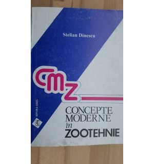Concepte moderne in zootehnie- Stelian Dinescu