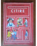 Citire. Manual clasa a3a