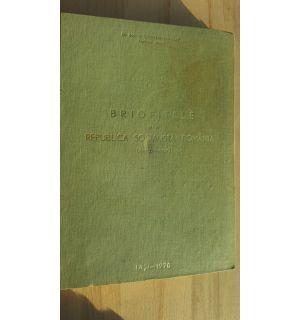 Briofitele din Republica Socialista Romania- Constantin Papp