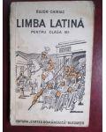Limba latina pentru clasa a 3a