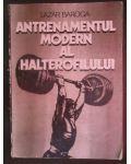 Antrenamentul modern al halterofilului