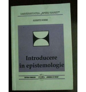 Introducere in epistemologie