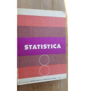 Statistica- Gh.Vasilescu, P.Georgescu