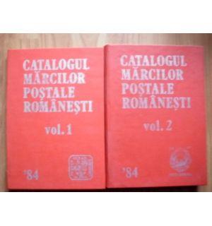 Catalogul marcilor postale romanesti