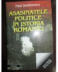 Asasinatele politice in istoria Romaniei