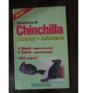 Crescatoria de chinchilla. Hobby-Afacere
