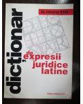 Dictionar de expresii juridice latine-Felicia Stef