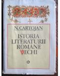 Istoria literaturii romane vechi