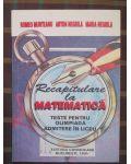 Recapitulare la matematica Teste pentru olimpiada admitere in liceu