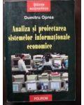 Analiza si proiectarea sistemelor informationale economice