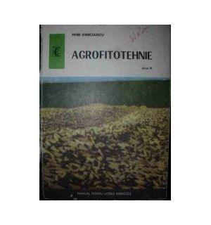 Agrofitotehnie Anul III