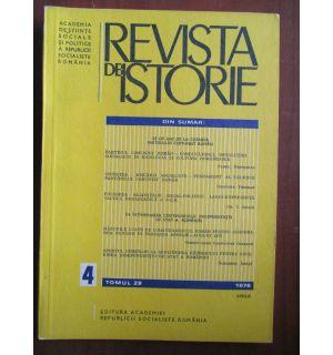 Revista de istorie