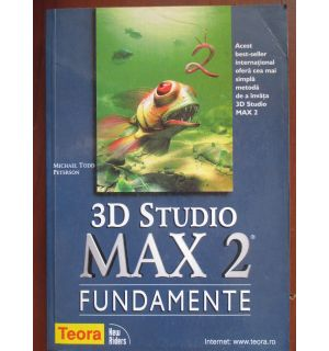 3D studio- Max 2 fundamente