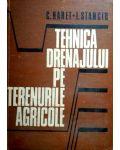 Tehnica drenajului pe terenurile agricole