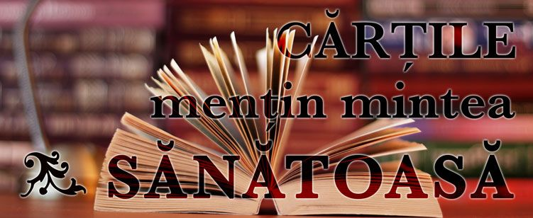 Citește o carte și nu vei fi întrerupt de publicitate!
